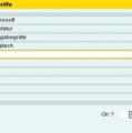 SWB 8.03 - 10 zusätzl. Suchbegriffe